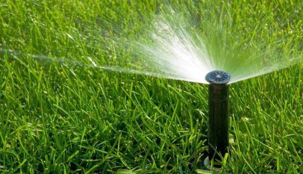 Весенний запуск системы автоматического полива