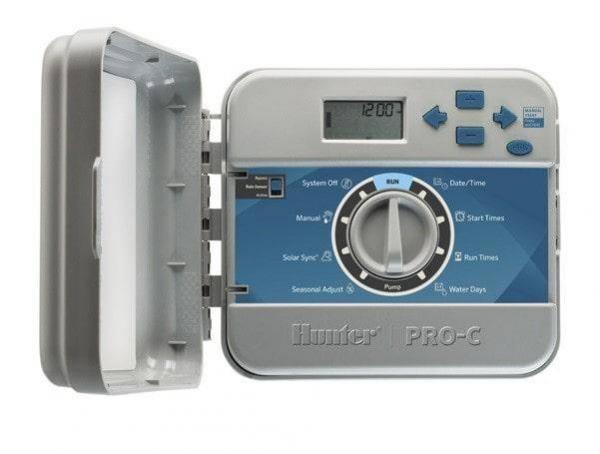 PCC-901i-E Контроллер для управления 9-мя зонами полива (внутренний) Hunter Green Garth