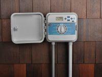 PCC-1201-E Контроллер для управления 12-мя зонами полива (наружный) Hunter Green Garth