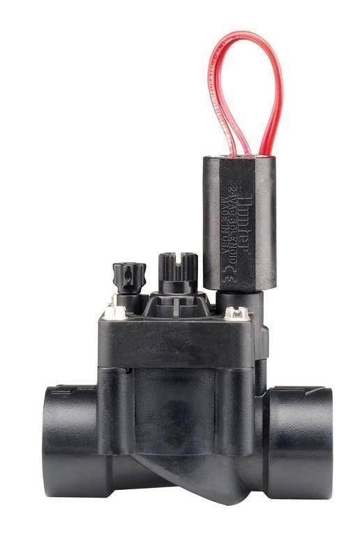 PGV-101G-B Электромагнитный клапан Hunter Green Garth