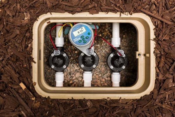 Дизайн систем автоматического полива