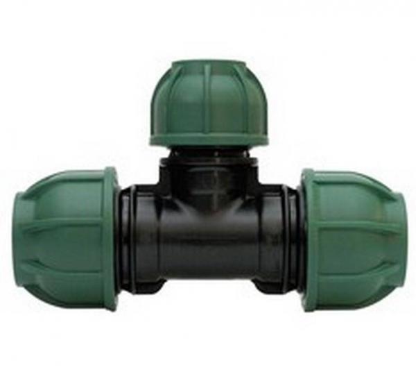 Тройник редукционный IRRITEC Green Garth