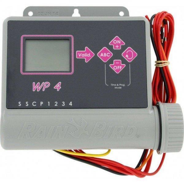 WP-4 Контроллер на 4 зоны, автономный  Rain Bird Green Garth