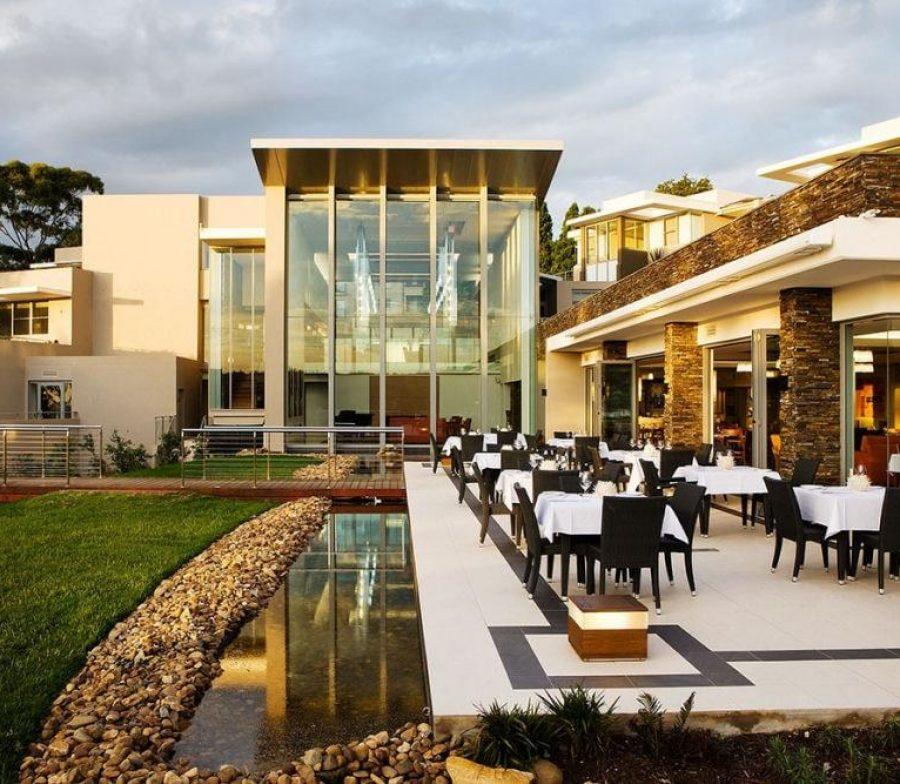 Озеленение кафе и ресторанов